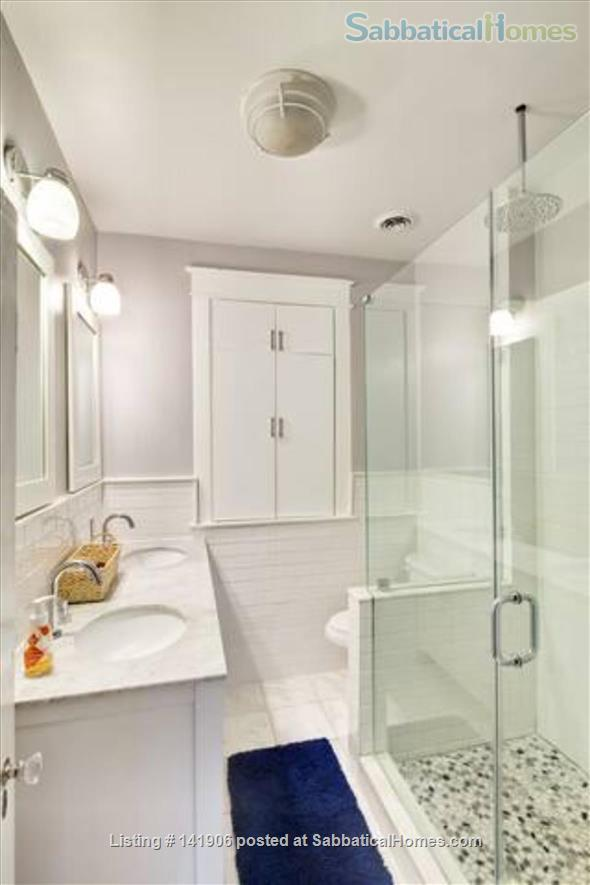 Large family-friendly 3+BR home in heart of DC, by metro, hospitals Home Rental in Washington, District of Columbia, United States 5