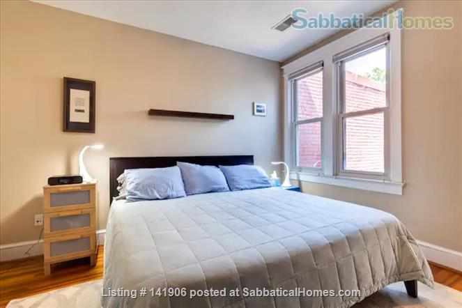 Large family-friendly 3+BR home in heart of DC, by metro, hospitals Home Rental in Washington, District of Columbia, United States 6