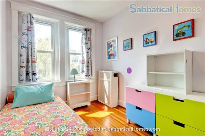 Large family-friendly 3+BR home in heart of DC, by metro, hospitals Home Rental in Washington, District of Columbia, United States 8