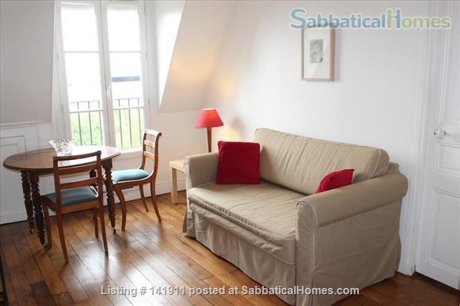 Beautiful view on Eiffel tower- 6th arrondissement (Luxembourg) Home Rental in Paris, IDF, France 5