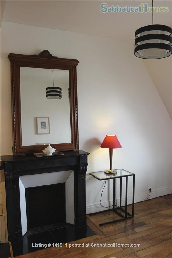 Beautiful view on Eiffel tower- 6th arrondissement (Luxembourg) Home Rental in Paris, IDF, France 6