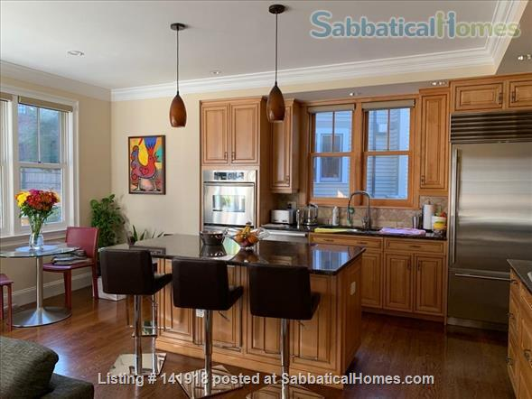 Beautiful & Large Townhouse in Brookline, MA Home Rental in Brookline, Massachusetts, United States 1