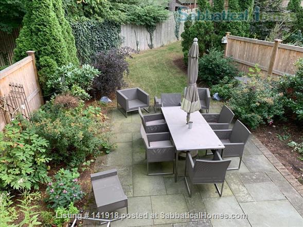 Beautiful & Large Townhouse in Brookline, MA Home Rental in Brookline, Massachusetts, United States 4