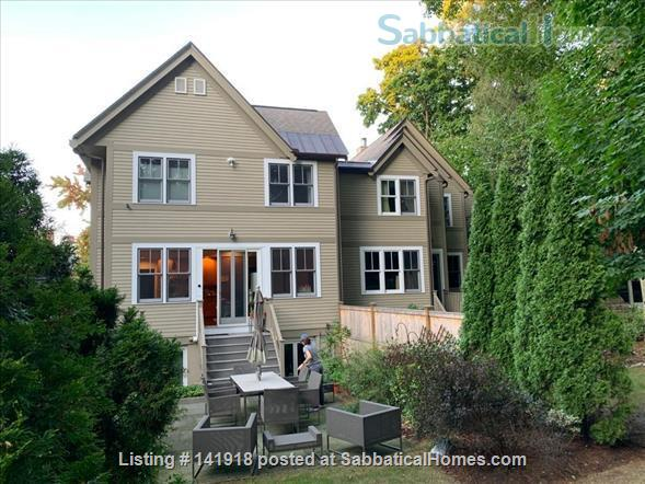 Beautiful & Large Townhouse in Brookline, MA Home Rental in Brookline, Massachusetts, United States 5