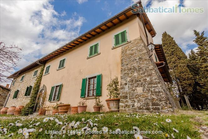 Guest house in fattoria Home Rental in Metropolitan City of Florence, Tuscany, Italy 1