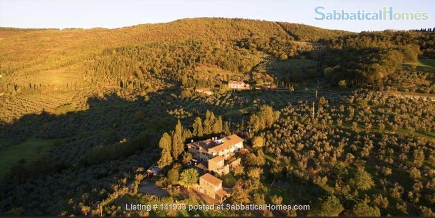 Guest house in fattoria Home Rental in Metropolitan City of Florence, Tuscany, Italy 0