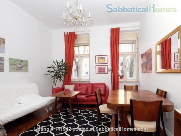 Welcoming downtown Zagreb apartment Home Exchange in Zagreb, , Croatia 0