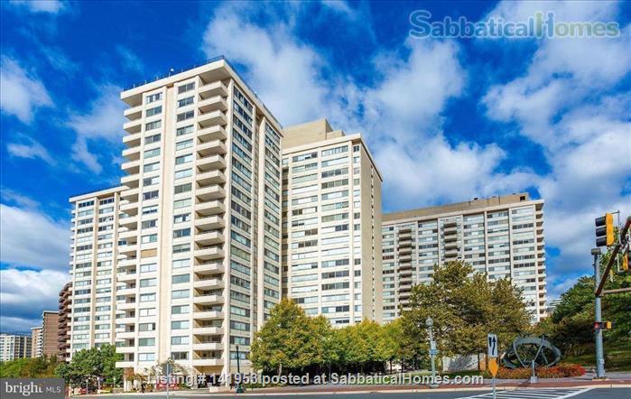 Beautiful condo near American University & Metro Home Rental in Washington, District of Columbia, United States 9