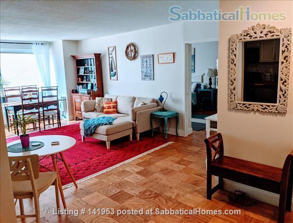 Beautiful condo near American University & Metro Home Rental in Washington, District of Columbia, United States 1