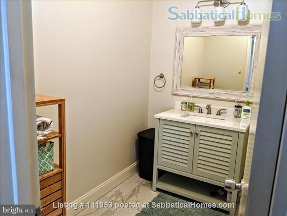 Beautiful condo near American University & Metro Home Rental in Washington, District of Columbia, United States 3