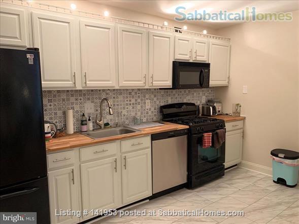 Beautiful condo near American University & Metro Home Rental in Washington, District of Columbia, United States 5