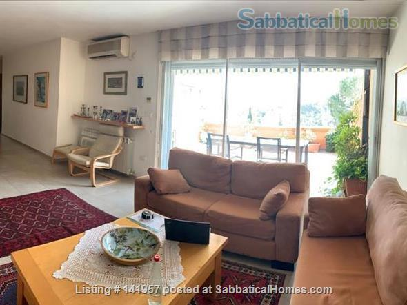 Beautiful and spacious apartment, in the French Hill,  near Hebrew U Home Rental in Jerusalem, , Israel 1