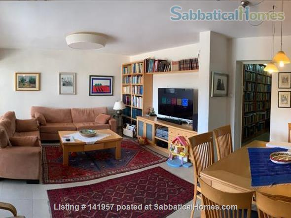Beautiful and spacious apartment, in the French Hill,  near Hebrew U Home Rental in Jerusalem, , Israel 0