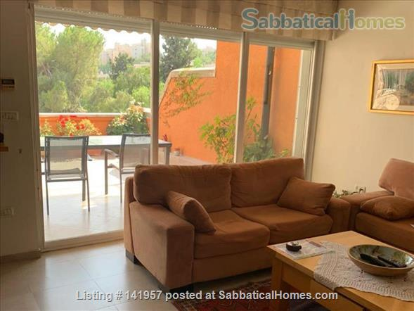 Beautiful and spacious apartment, in the French Hill,  near Hebrew U Home Rental in Jerusalem, , Israel 3