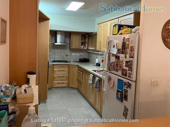 Beautiful and spacious apartment, in the French Hill,  near Hebrew U Home Rental in Jerusalem, , Israel 4