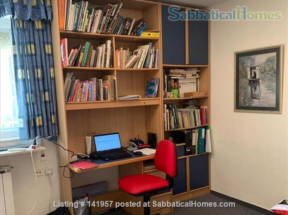 Beautiful and spacious apartment, in the French Hill,  near Hebrew U Home Rental in Jerusalem, , Israel 7