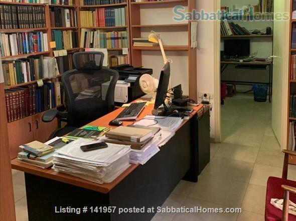 Beautiful and spacious apartment, in the French Hill,  near Hebrew U Home Rental in Jerusalem, , Israel 8