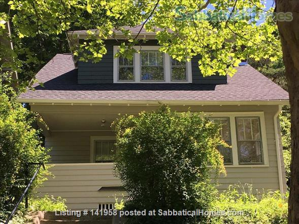 Lovely Two-bedroom Westcott Home Easy Walk to Syracuse University Home Rental in Syracuse, New York, United States 0