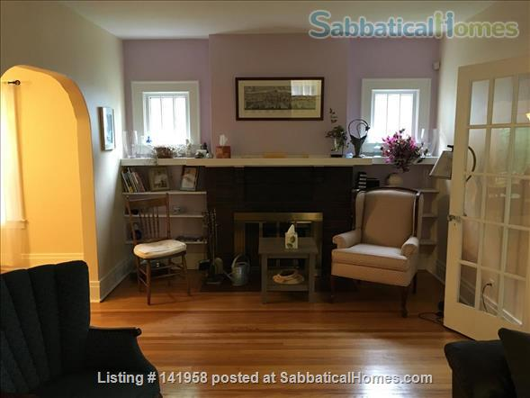 Lovely Two-bedroom Westcott Home Easy Walk to Syracuse University Home Rental in Syracuse, New York, United States 3