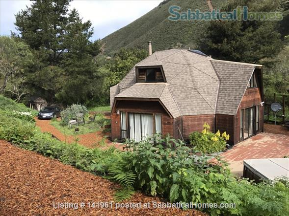Big Sur Retreat Home Rental in Carmel-by-the-Sea, California, United States 1