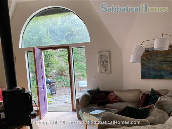 Big Sur Retreat Home Rental in Carmel-by-the-Sea, California, United States 4