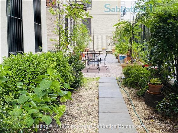 A beautiful garden oasis apartment in the heart of Manhattan Home Rental in New York, New York, United States 0