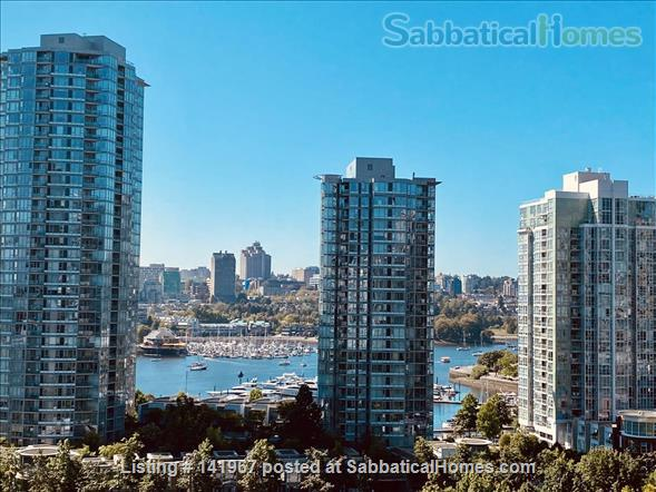 Vancouver Yaletown studio  Home Rental in Vancouver, British Columbia, Canada 1