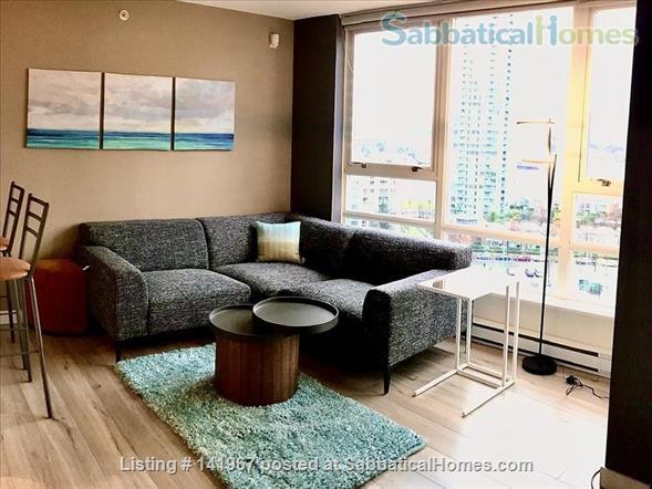 Vancouver Yaletown studio  Home Rental in Vancouver, British Columbia, Canada 4