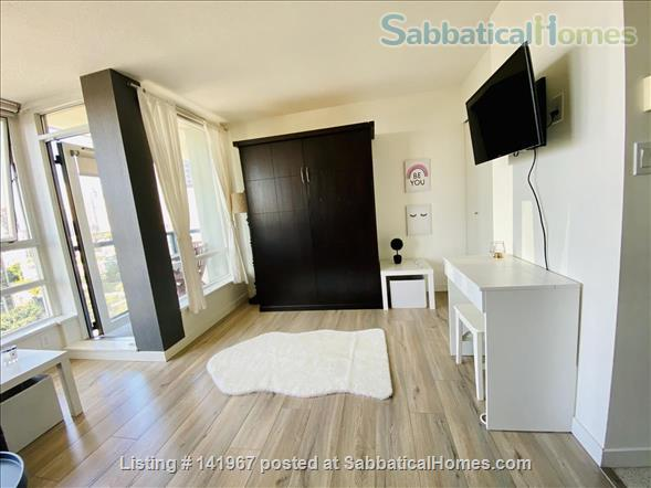 Vancouver Yaletown studio  Home Rental in Vancouver, British Columbia, Canada 5