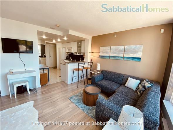 Vancouver Yaletown studio  Home Rental in Vancouver, British Columbia, Canada 6