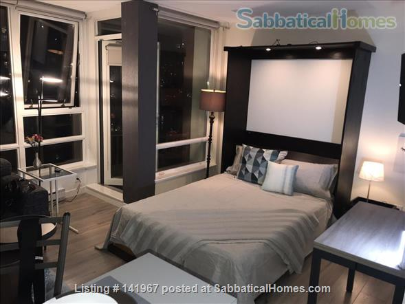 Vancouver Yaletown studio  Home Rental in Vancouver, British Columbia, Canada 7