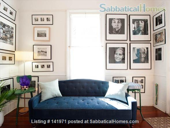 Artistic, Bright Open 1 Bedroom Apt Fully Furnished Oak Tree Lined Street Home Rental in New Orleans, Louisiana, United States 0