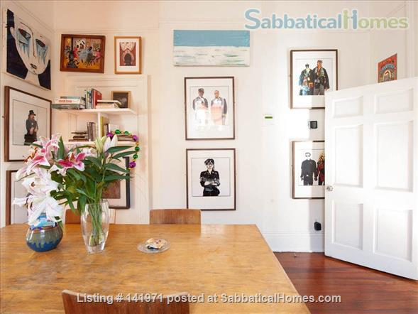 Artistic, Bright Open 1 Bedroom Apt Fully Furnished Oak Tree Lined Street Home Rental in New Orleans, Louisiana, United States 3