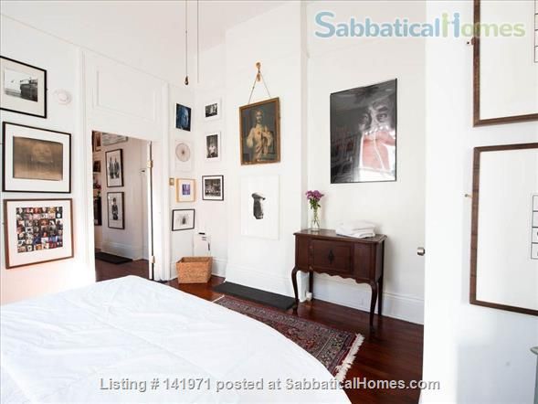 Artistic, Bright Open 1 Bedroom Apt Fully Furnished Oak Tree Lined Street Home Rental in New Orleans 5 - thumbnail