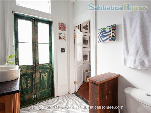 Artistic, Bright Open 1 Bedroom Apt Fully Furnished Oak Tree Lined Street Home Rental in New Orleans 7