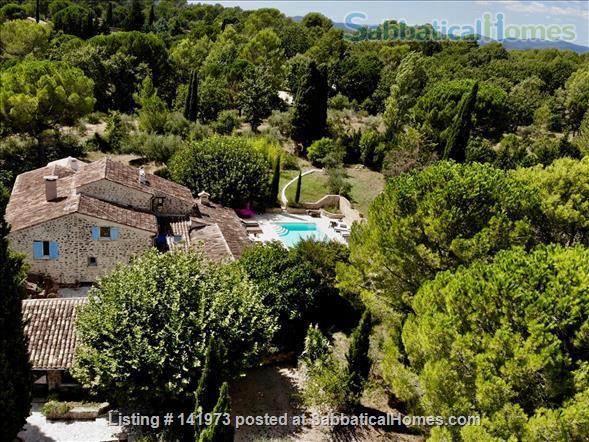 La Bergerie, writing retreat Home Rental in Saint-Paul-en-Forêt, Provence-Alpes-Côte d'Azur, France 1
