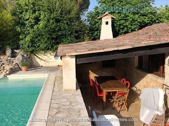 La Bergerie, writing retreat Home Rental in Saint-Paul-en-Forêt, Provence-Alpes-Côte d'Azur, France 3