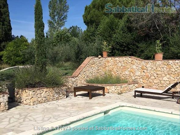 La Bergerie, writing retreat Home Rental in Saint-Paul-en-Forêt, Provence-Alpes-Côte d'Azur, France 5