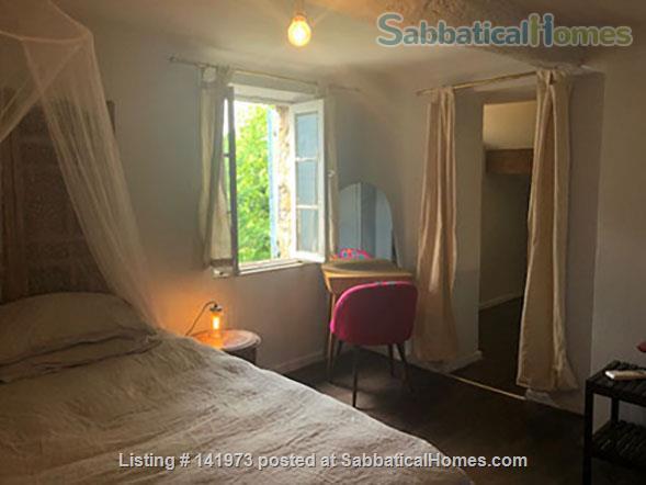 La Bergerie, writing retreat Home Rental in Saint-Paul-en-Forêt, Provence-Alpes-Côte d'Azur, France 7