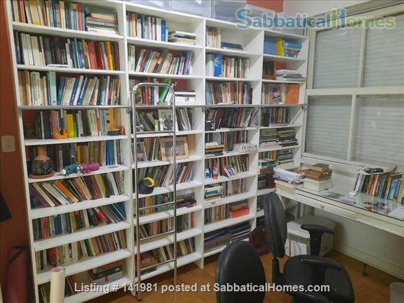 Spacious apartment in the heart of Sao Paulo Home Rental in Aclimação, SP, Brazil 1