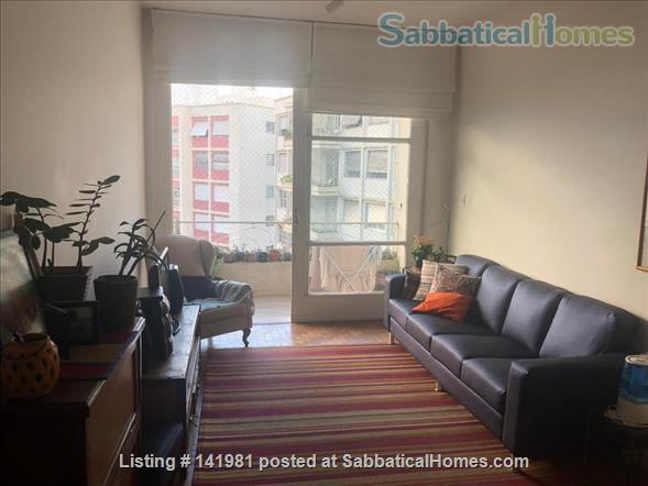 Spacious apartment in the heart of Sao Paulo Home Rental in Aclimação, SP, Brazil 0