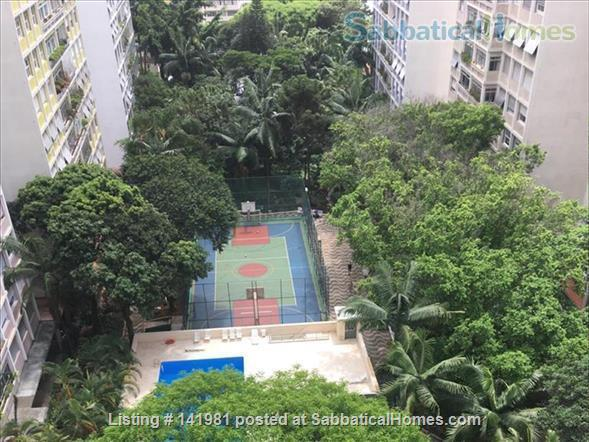 Spacious apartment in the heart of Sao Paulo Home Rental in Aclimação, SP, Brazil 2