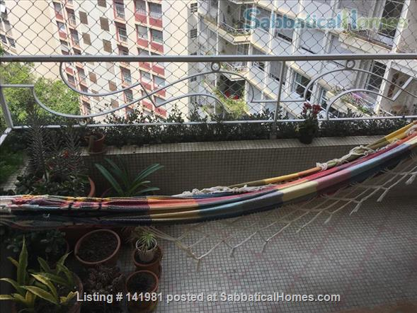 Spacious apartment in the heart of Sao Paulo Home Rental in Aclimação, SP, Brazil 5