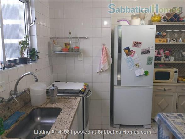 Spacious apartment in the heart of Sao Paulo Home Rental in Aclimação, SP, Brazil 7