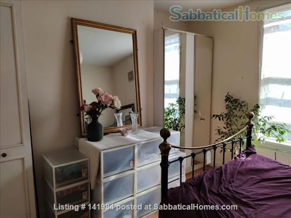 Sunny one bedroom flat in hip Brockley walk to Goldsmiths Home Rental in London, England, United Kingdom 0