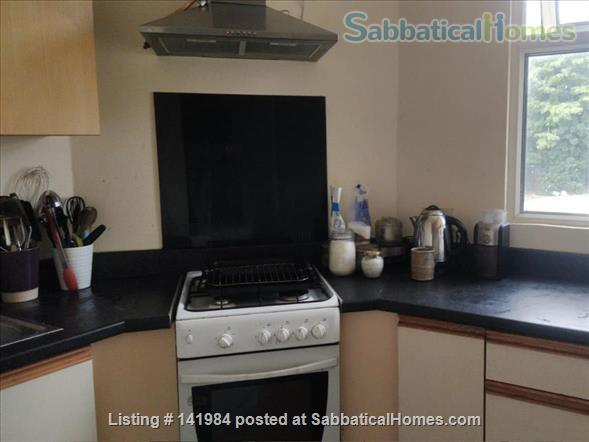 Sunny one bedroom flat in hip Brockley walk to Goldsmiths Home Rental in London, England, United Kingdom 3