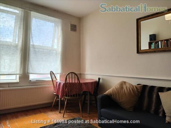 Sunny one bedroom flat in hip Brockley walk to Goldsmiths Home Rental in London, England, United Kingdom 5