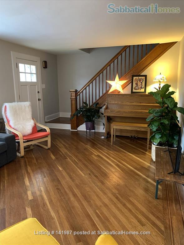A mid century modern home close to NYC Home Rental in Bloomfield, New Jersey, United States 5