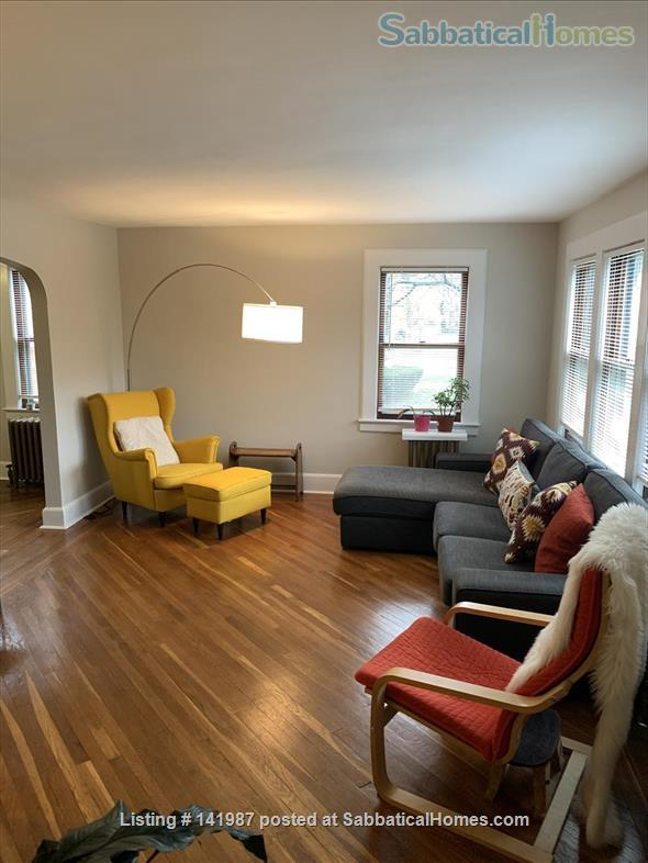 A mid century modern home close to NYC Home Rental in Bloomfield, New Jersey, United States 6