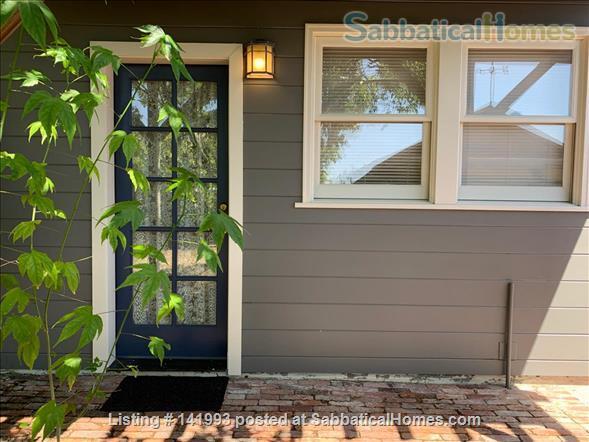 GORGEOUS FURNISHED STUDIO in Wonderful North Berkeley Location! Home Rental in Berkeley, California, United States 1